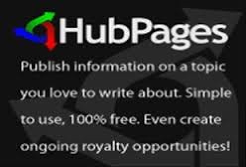 Hubpages is 100% free and it allows you to earn royalties years after a hub has been written.