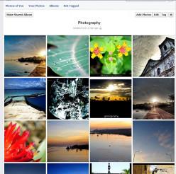 How To Sort Photos In Facebook Photo Album