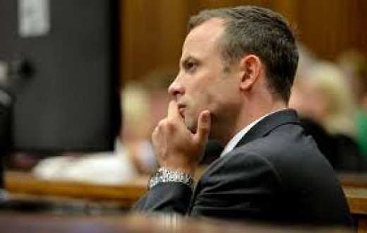 Day 2 of the Oscar Pistorius trial, listening to witness Michelle Burger explaining female screams of terror
