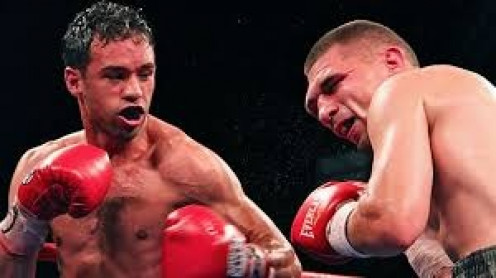 Delvin Rodriguez and Pawel Wolak engaged in a memorable brawl in 2011.