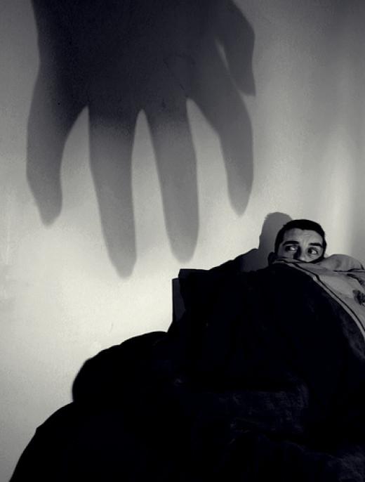 Fear from Kirotea flickr.com