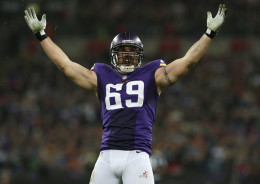Jared Allen would be a perfect veteran fit for Seattle's formative defensive front.