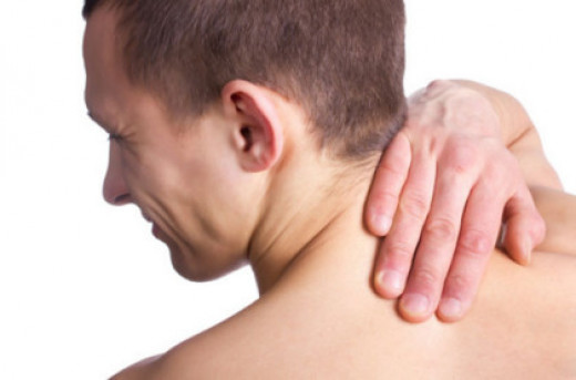 Self massage your neck, back, shoulders, face, and limbs.
