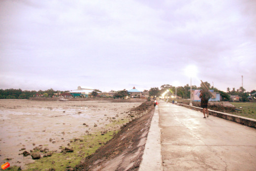 Tulay in the Town of Moalboal. The Place for Fun!
