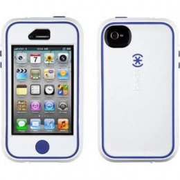 The MightyVault is a protective case with a futuristic design.