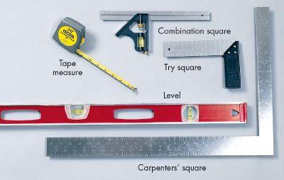 Measuring tools via
