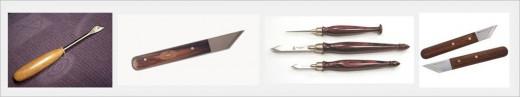 marking knife via