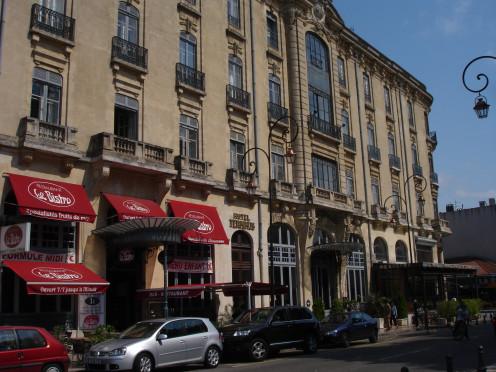 Hotel Terminus, Carcassonne