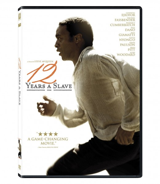 Cover of 12 Years A Slave.