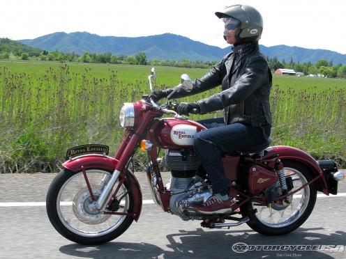 Classic 350 cc