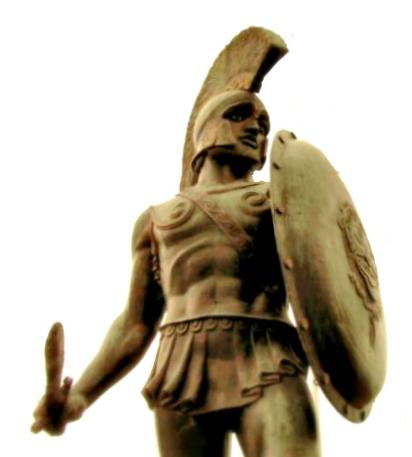 Leonidas - Spartan King and Warrior