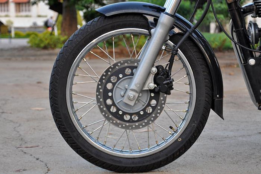 Now also available in Disc Brakes
