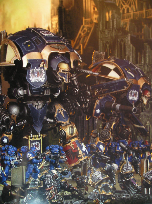 Imperial Knights News