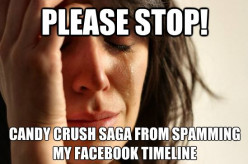 How To Block Candy Crush Saga Notifications On Facebook