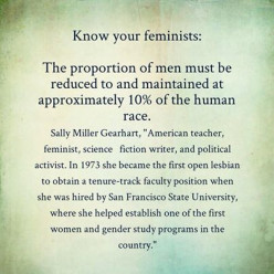 Men's Rights, Feminism And The Future Of Humanity