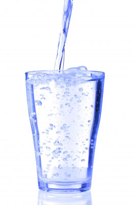 Stay hydrated by drinking water to help thin out mucus, which will help relieve your cough.