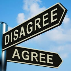Disagreement: Cause and Effect
