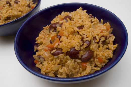 There are lots of varieties of homemade rice dishes to try. You can add your own variations.