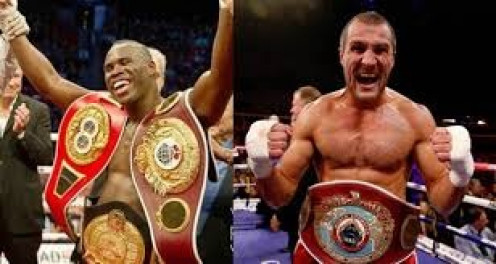Superman Adonis Stevenson and Krusher Kovalev would make for an explosive matchup. Personally, I see Kovalev winning by knockout in that potential bout.