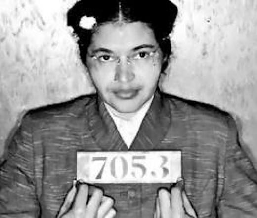 Arrest of Rosa Parks