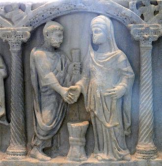 Roman vows