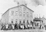 Guelph Carriage Top Factory 1894