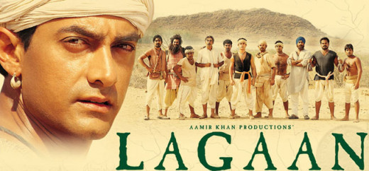 Lagaan Official Poster