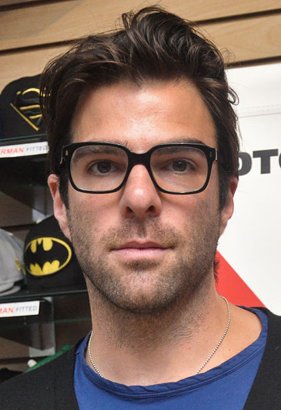 Zachary Quinto who plays Spock in the Star Trek reboot, also as a musical theater background. So, it would only be logical that he would also release an album.