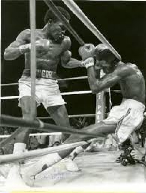 Fans would have been robbed of a dramatic comeback in the Sugar Ray Leonard and Tommy Hearns fight if it were not for the 15 round distance.