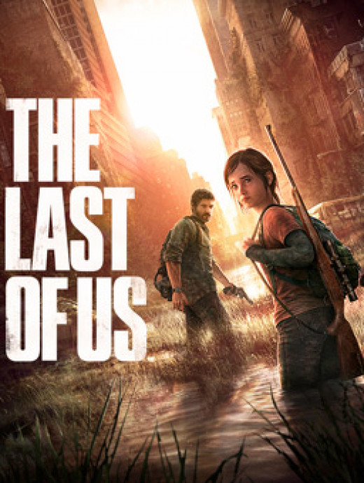 The Last of Us box art.