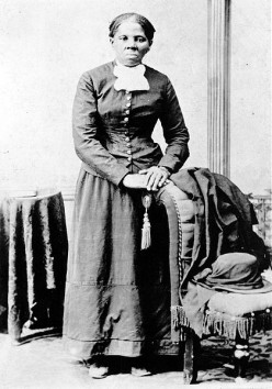 No Man Will Take Me Alive: Harriet Tubman