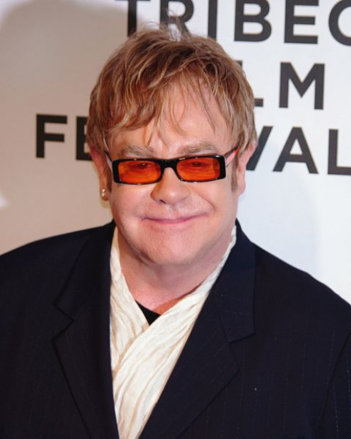 Reginald Kenneth Dwight born  March 25 1947 Elton John