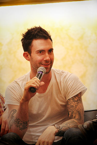 Adam Noah Levine (born March 18, 1979 http://en.wikipedia.org/wiki/Adam_Levine