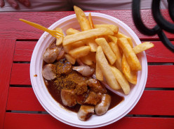The Very Best Wurst is Currywurst!