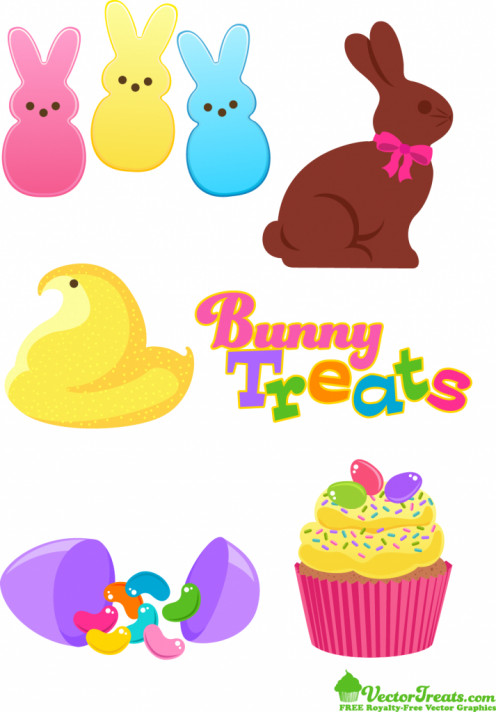 Apart from traditional Easter eggs in an egg shape you'll find shops everywhere which stock eggs in Bunny and duckling shapes and other themed Easter treats. You can also make your own, and even buy Easter chocolate moulds from all popular food shops