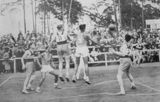 US vs Canada Final 1936 Olympics