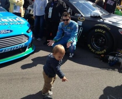 Almirola is taking his own baby steps towards Sprint Cup success the past three years
