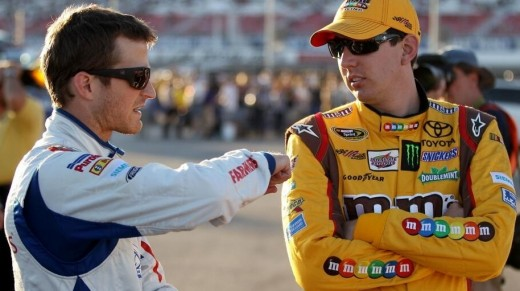 Kahne might benefit from listening to Kyle Busch when it comes to running Bristol