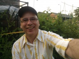 Johnny Parker aka happy gardener