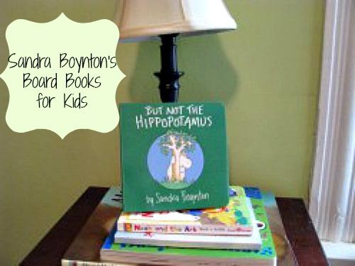 Sandra Boynton's Books