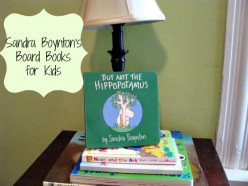 Fun Books for Kids : Sandra Boynton's Board Books