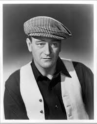 A young John Wayne.