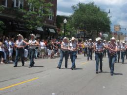 Square Dancing Gays