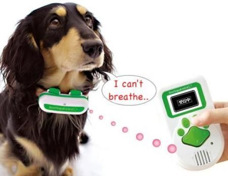 Bowlingual Dog Translation Device