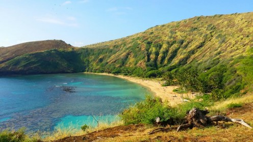 The beauty of Oahu, Hawaii - Hanauma Bay