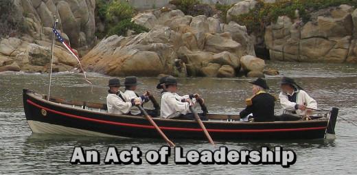 Leadership via