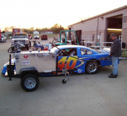 A Gasoline Trailer is a Good Option For Race Car Drivers