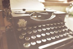 Typewriter:  A Poem