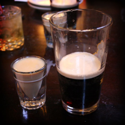 Whats an Irish car Bomb cost