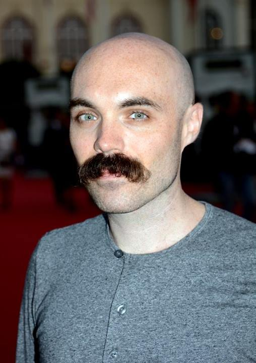 David Lowery at the 2013 Deauville Film festival